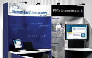 StatementOne Modular Display Booth