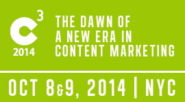 C3: The 2014 Search and Digital Marketing Conference, NYC